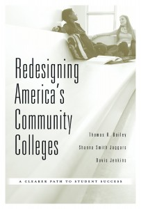 Redesigning America's Community Colleges book cover