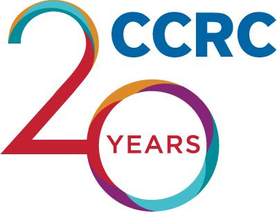 CCRC_20year_logo