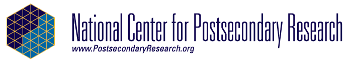 National Center for Postsecondary Research logo