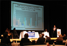 CCRC Highlights Labor Implications of Educational Inequality at Teachers College Symposium