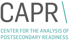 Website Launched for Center for the Analysis of Postsecondary Readiness