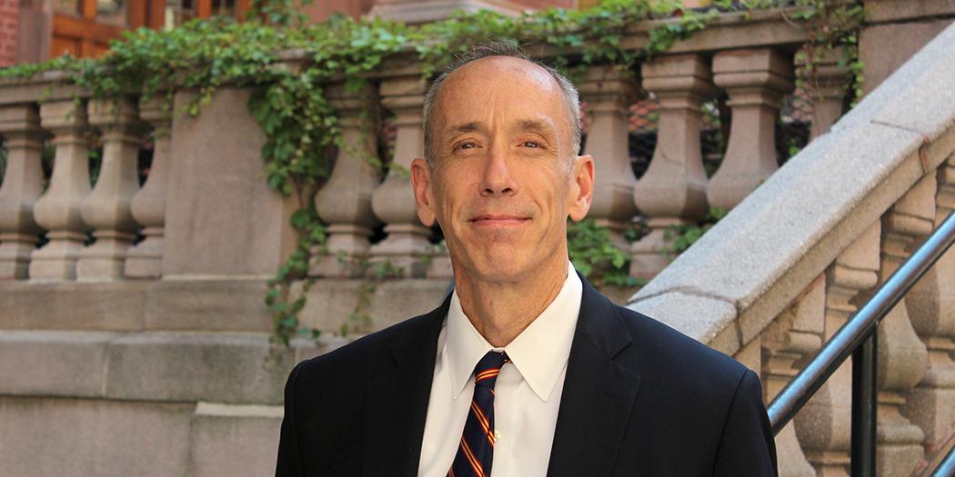 Thomas Brock, CCRC director