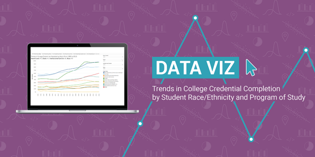 Trends in College Credential Completion by Student Race/Ethnicity and Program of Study