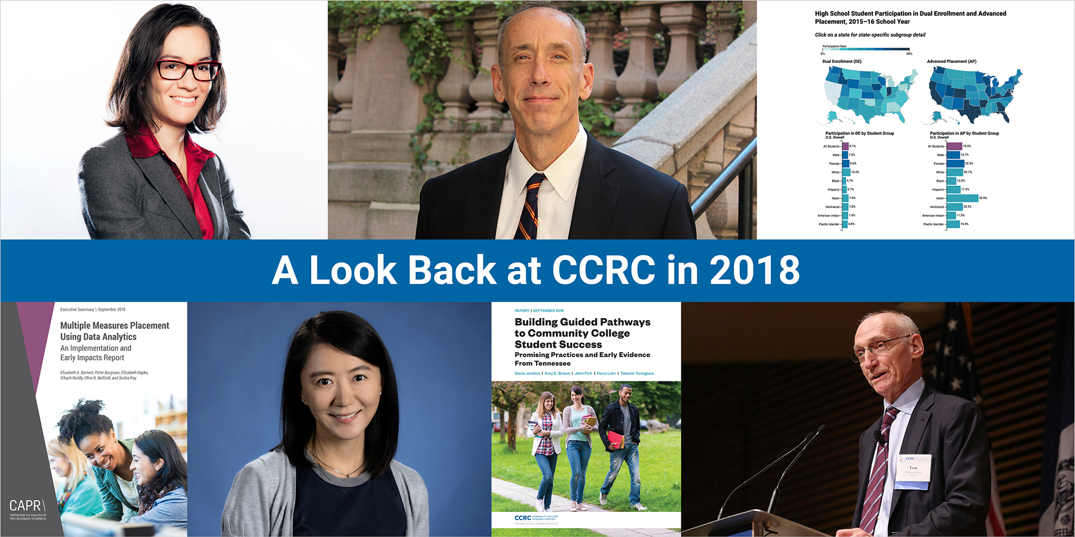 A Look Back at CCRC in 2018