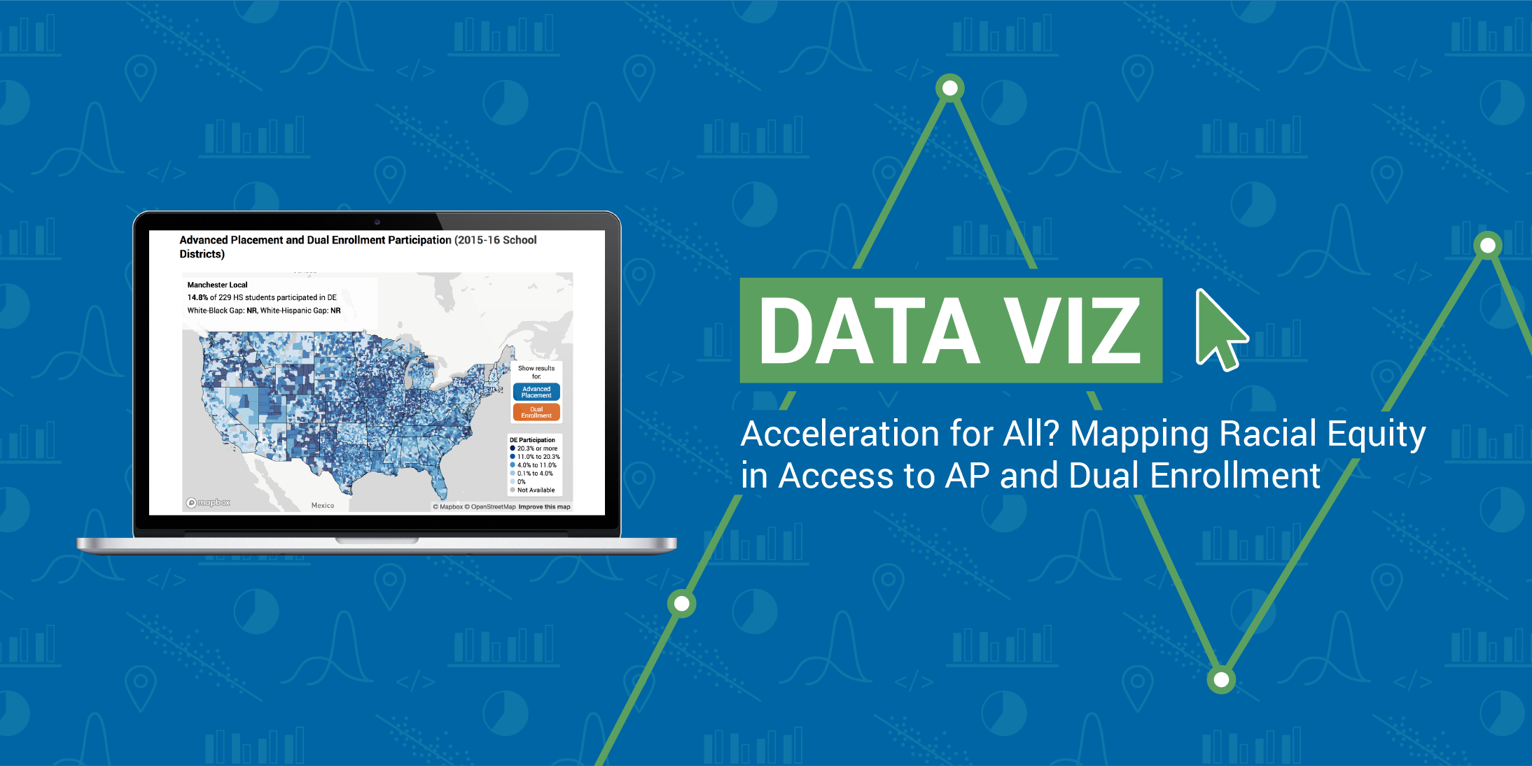 Data Viz: Acceleration for All? Mapping Racial Equity in Access to AP and Dual Enrollment