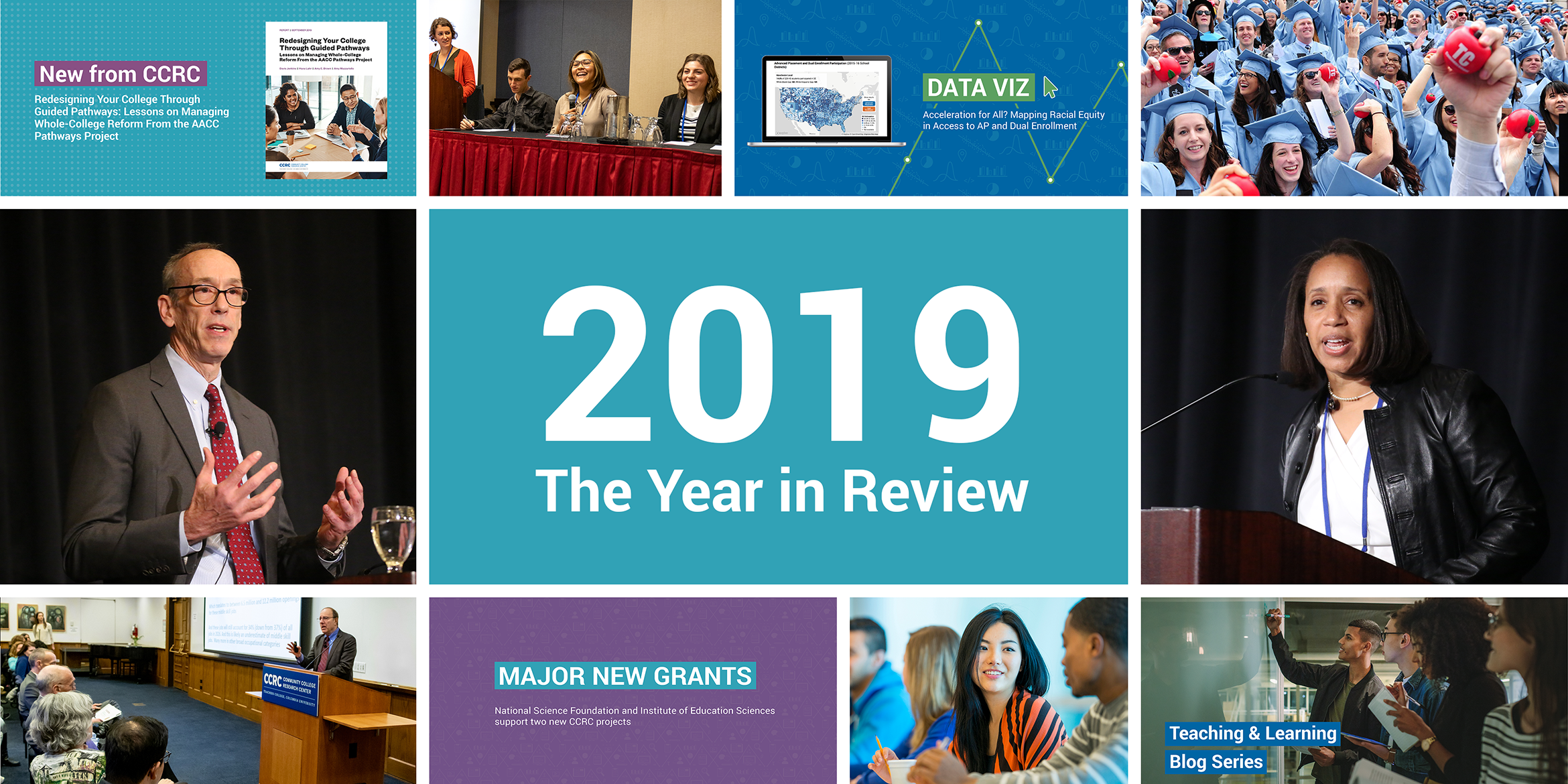 The Year in Review: A Look Back at CCRC in 2019