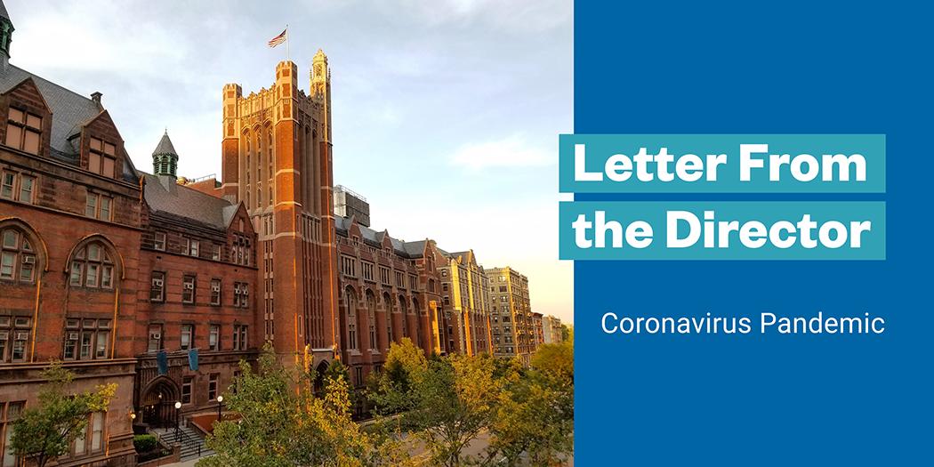 LetterFromtheDirector_CoronavirusPandemic