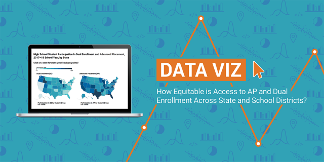 How Equitable Is Access to AP and Dual Enrollment Across States and School Districts?