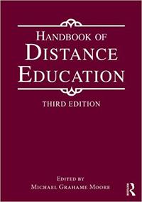 Handbook of Distance Education Receives the 2013 IAP Distance Education Book Award