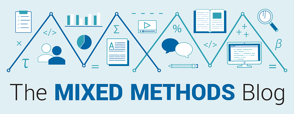The Mixed Methods Blog
