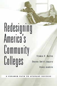 """Redesigning America's Community Colleges"" Becomes Indispensable Guide to Reform in Year Since Release"