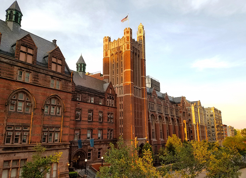 Photo of Teachers College, Columbia University